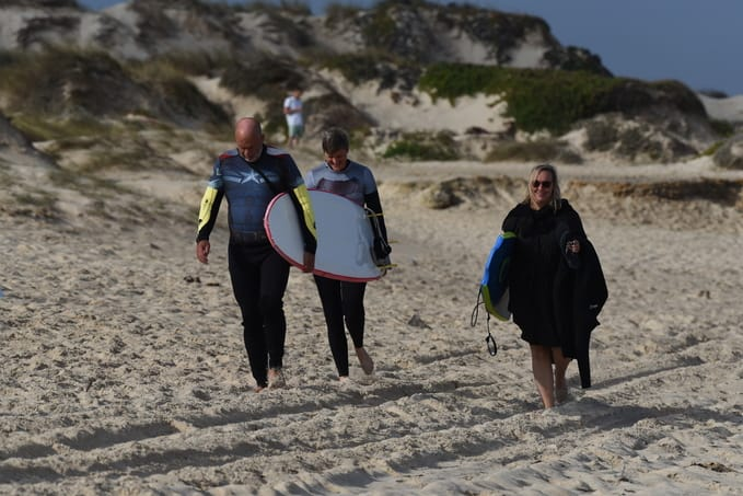 Surf Therapy Travel connects individuals
