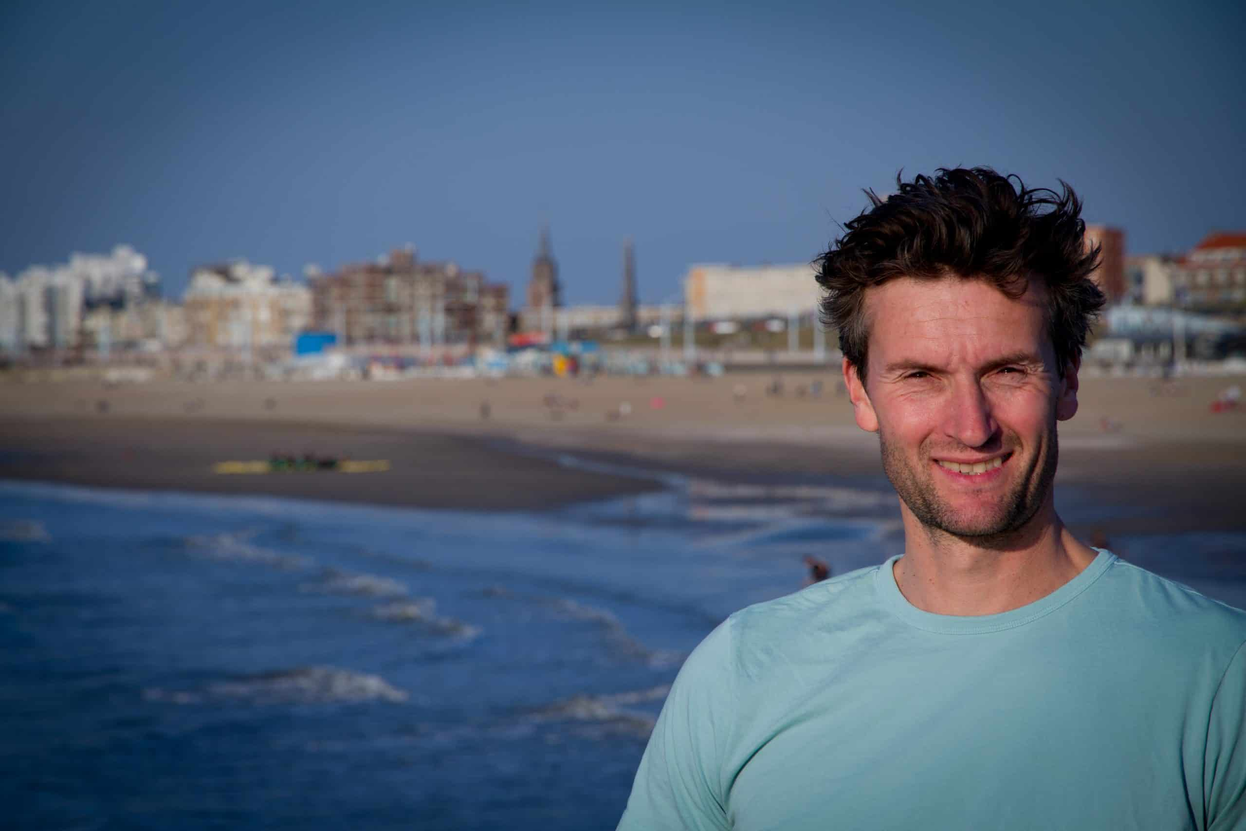 Philippe Declemy Movement and energetic therapist